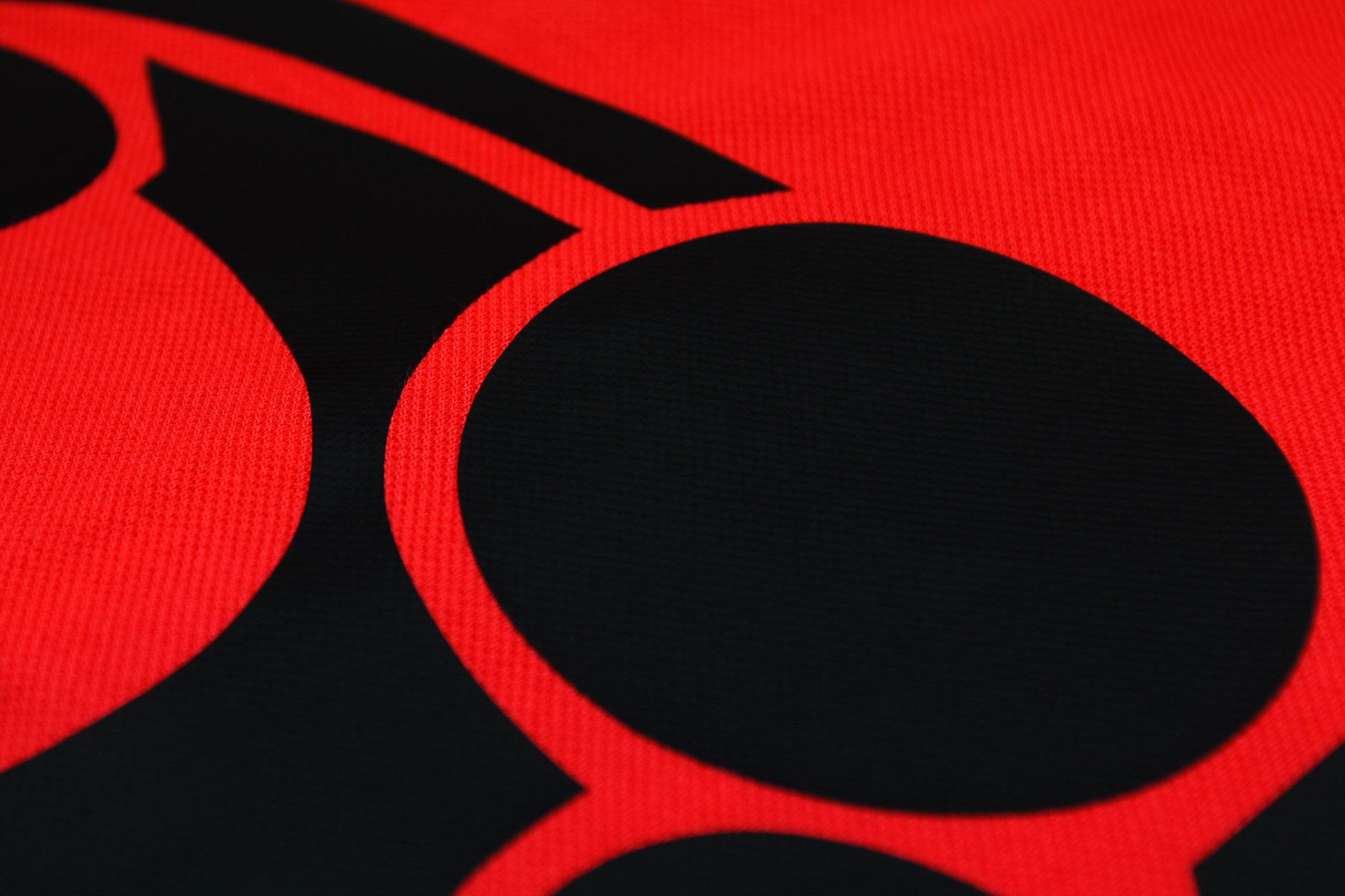 Textildruck Flex Schwarz